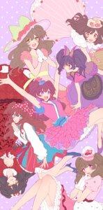 Rating: Safe Score: 11 Tags: dress heels lolita_fashion mizuno_(pixiv1214811) User: animeprincess