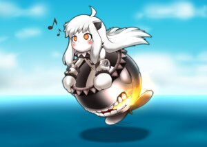 Rating: Safe Score: 14 Tags: dress kantai_collection northern_ocean_hime parody shinkaisei-kan User: sealplayerz
