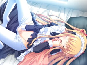 Rating: Explicit Score: 128 Tags: alcot censored game_cg masturbation nimura_yuuji osananajimi_wa_daitouryou ouhama_yukino pantyhose User: yuno