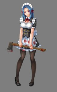 Rating: Questionable Score: 22 Tags: blood han_dai maid transparent_png User: gnarf1975
