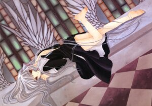 Rating: Safe Score: 24 Tags: chii chobits clamp dress feet fixed freya undressing User: MosquitoJack