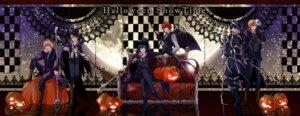 Rating: Safe Score: 12 Tags: devil halloween hijirikawa_masato ichinose_tokiya iroha_(shiki) ittoki_otoya jinguuji_ren kurusu_shou male shinomiya_natsuki uta_no_prince_sama wings User: hobbito
