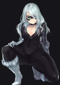 Rating: Safe Score: 60 Tags: black_cat_(marvel) bodysuit cleavage kagematsuri marvel User: Mr_GT