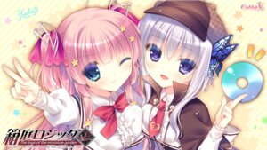 Rating: Safe Score: 41 Tags: cabbit hakoniwa_logic iriya_koko maezono_kirika seifuku wallpaper yukie User: milumon