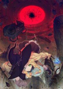 Rating: Safe Score: 44 Tags: kimura_daisuke witch User: Nekotsúh