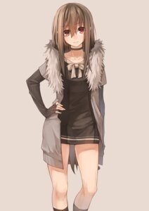Rating: Safe Score: 41 Tags: dress open_shirt zz_(artist) User: fguicvkl