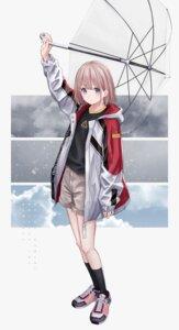 Rating: Safe Score: 11 Tags: 3mptydays serizawa_asahi the_idolm@ster the_idolm@ster_shiny_colors umbrella User: Dreista