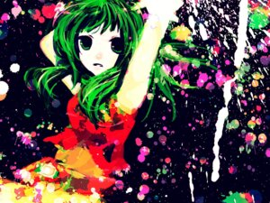Rating: Safe Score: 4 Tags: gumi meola vocaloid User: yumichi-sama