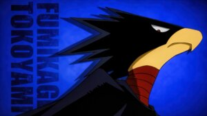 Rating: Safe Score: 4 Tags: boku_no_hero_academia male tagme tokoyami_fumikage wallpaper User: Kirito_online