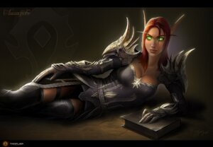 Rating: Safe Score: 21 Tags: cleavage dmitriy_prozorov elf pointy_ears thighhighs world_of_warcraft User: eridani
