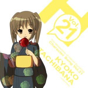 Rating: Safe Score: 5 Tags: suzumiya_haruhi_no_yuuutsu tachibana_kyoko yukata User: LHM-999