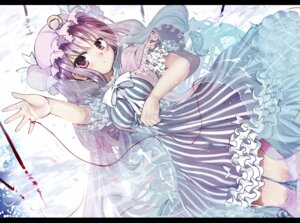 Rating: Safe Score: 27 Tags: patchouli_knowledge sumisu_(mondo) touhou User: Nekotsúh