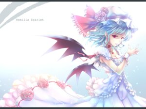 Rating: Safe Score: 56 Tags: cleavage cube_(pixiv) remilia_scarlet touhou wings User: tbchyu001