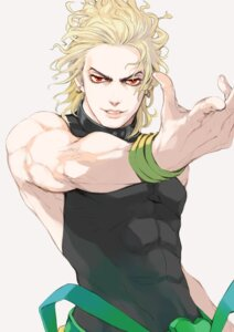 Rating: Safe Score: 4 Tags: dio_brando haato jojo's_bizarre_adventure male User: Radioactive
