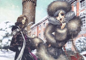 Rating: Safe Score: 8 Tags: thores_shibamoto trinity_blood User: Radioactive