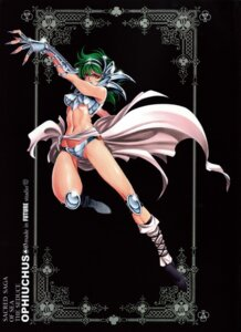 Rating: Questionable Score: 6 Tags: armor bikini_armor ophiucus_shaina saint_seiya tagme User: Radioactive