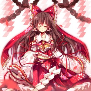 Rating: Safe Score: 24 Tags: hakurei_reimu kazucha touhou User: Mr_GT