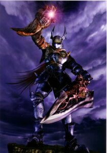 Rating: Questionable Score: 3 Tags: armor male nightmare soul_calibur sword weapon User: Yokaiou