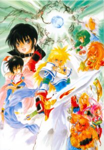 Rating: Safe Score: 3 Tags: inomata_mutsumi sword tales_of tales_of_destiny User: Radioactive