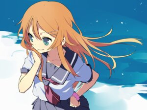 Rating: Safe Score: 42 Tags: kousaka_kirino noco ore_no_imouto_ga_konnani_kawaii_wake_ga_nai seifuku wallpaper User: fireattack