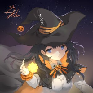 Rating: Safe Score: 11 Tags: aliter halloween witch User: Mr_GT