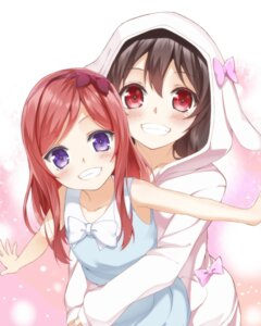 Rating: Safe Score: 38 Tags: heyror love_live! nishikino_maki yazawa_nico User: Radioactive