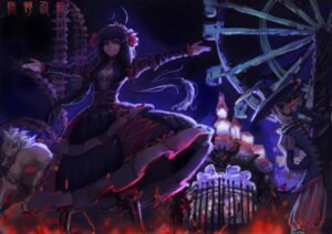 Rating: Safe Score: 38 Tags: cleavage dress gods gothic_lolita lolita_fashion the_wizard_of_oz User: Mr_GT