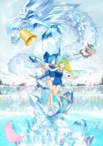 Rating: Safe Score: 15 Tags: cirno daiyousei emerane kirisame_marisa pantsu shimapan touhou User: Mr_GT