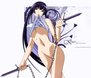 Rating: Questionable Score: 57 Tags: bottomless kämpfer photoshop sangou_shizuku underboob User: hirotn