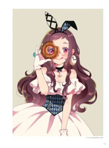 Rating: Safe Score: 18 Tags: animal_ears bunny_ears dress megane morikura_en User: Nepcoheart
