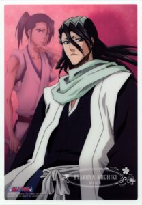 Rating: Safe Score: 8 Tags: bleach kuchiki_byakuya male User: charunetra