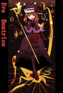 Rating: Safe Score: 4 Tags: eva_beatrice kiifun umineko_no_naku_koro_ni User: 洛井夏石