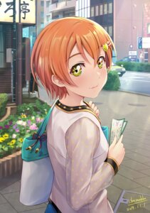 Rating: Safe Score: 13 Tags: hoshizora_rin love_live! see_through shamakho User: Dreista