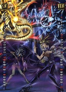 Rating: Safe Score: 13 Tags: calendar male marik_ishtar monster obelisk_no_kyoshinhei osiris_no_tenkuuryuu ra_no_yokushinryuu tail wings yami_yuugi yugioh User: vistaspl