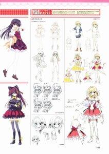 Rating: Questionable Score: 4 Tags: character_design kikurage kimi_wo_aogi_otome_wa_hime_ni pantyhose peassoft screening seifuku thighhighs washio_rin User: girlcelly