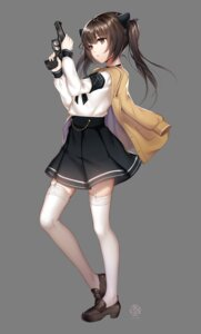 Rating: Safe Score: 37 Tags: gun heels mallizmora stockings thighhighs transparent_png User: Nepcoheart