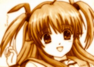 Rating: Safe Score: 7 Tags: angel_beats! godees monochrome yui_(angel_beats!) User: charunetra