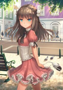Rating: Safe Score: 57 Tags: business_suit dress heels neko youbou User: Mr_GT