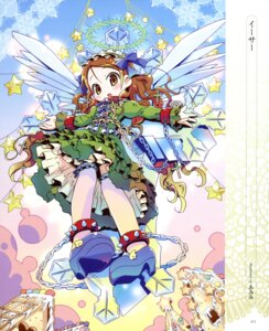 Rating: Safe Score: 19 Tags: amimi dress lolita_fashion wings User: petopeto