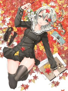 Rating: Safe Score: 49 Tags: juna seifuku thighhighs User: Mr_GT