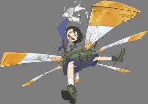 Rating: Safe Score: 7 Tags: eizouken_niwa_te_wo_dasuna! seifuku skirt_lift tagme transparent_png User: moonian