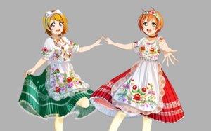 Rating: Safe Score: 11 Tags: dress hoshizora_rin koizumi_hanayo love_live! tagme User: Serial07