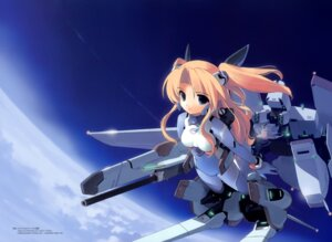 Rating: Safe Score: 21 Tags: bodysuit gadget_trial jiji mecha_musume User: crim
