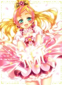 Rating: Safe Score: 14 Tags: go!_princess_pretty_cure haruno_haruka pretty_cure touki_matsuri User: charunetra