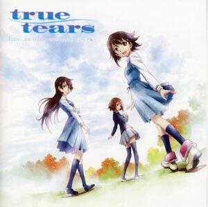 Rating: Safe Score: 5 Tags: ando_aiko isurugi_noe seifuku sekiguchi_kanami true_tears yuasa_hiromi User: Popisan