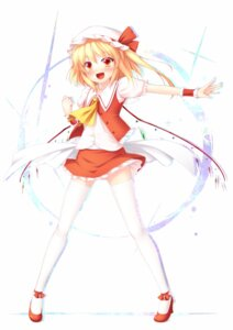 Rating: Safe Score: 25 Tags: flandre_scarlet nullken petit_ego! thighhighs touhou User: hobbito