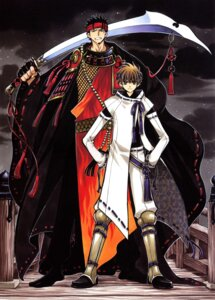Rating: Safe Score: 4 Tags: clamp kurogane li_syaoran male tsubasa_reservoir_chronicle User: Share