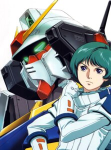 Rating: Safe Score: 6 Tags: gundam gundam_mark_ii kamille_bidan mecha tagme zeta_gundam User: DDD