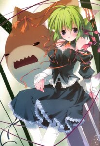 Rating: Safe Score: 13 Tags: animal_ears greenwood lolita_fashion midori nekomimi ruroo User: Davison