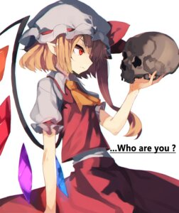 Rating: Safe Score: 27 Tags: bei_mochi flandre_scarlet touhou wings User: nphuongsun93